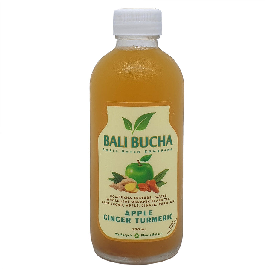 Bali Bucha Apple Ginger 250 ml