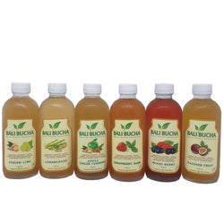 Bali Bucha Complete Collection 250 ml X 6 Bottles