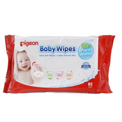 Baby Wet Tissues 99% Pure Water Pigeon