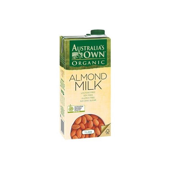 Milk Almond Australia's Own 1 Ltr