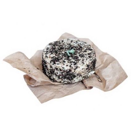 Rosalie Black Pepper Goat Cheese 120gr - 130gr