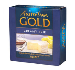 Cheese Brie Australian Gold 115 gr