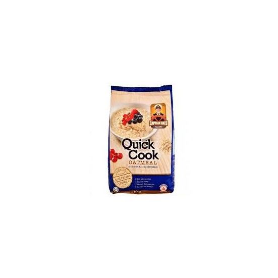 Quick Cook Oatmeal Captain Oats 800 gr