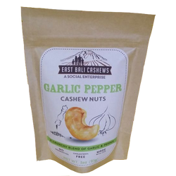 Cashew Garlic White Pepper East Bali 75 gr