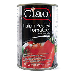Chopped Tomato Ciao 400 gr