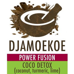 Djamoekoe Power Fusion Coco Detox 750 ml