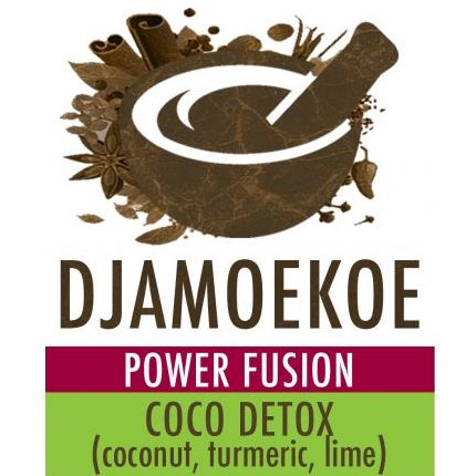 Djamoekoe Power Fusion Coco Detox 75 ml