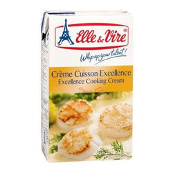 Cooking Cream  Elle & Vire 1 Ltr