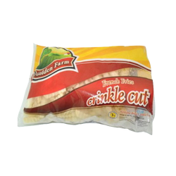 French Fries Crinkle Cut 1 kg