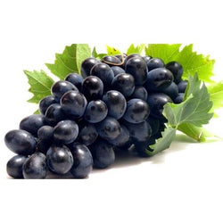 Grapes Black Seedless 250 gr