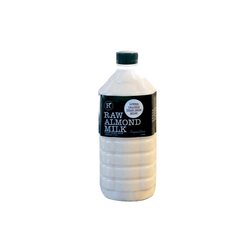 Milk Almond Raw Original Remix Juice Bali 1 Ltr