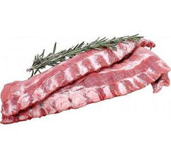 Pork Baby Back Ribs 500-600 gr
