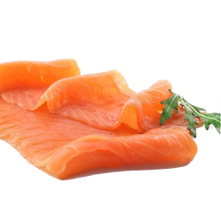 Salmon Smoked Slice 250 gr