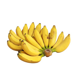 Banana Lady Finger Local 700 gr - 1,000 gr