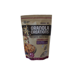 Original Mix Cinnamon & Raisin Granola Creations 400 gr