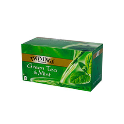 Twinings Green Tea & Mint Tea