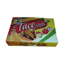 Taco Shells Large El Sombrero 10 pcs/pack