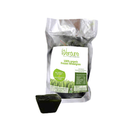 Wheatgrass Frozen 10 Servings