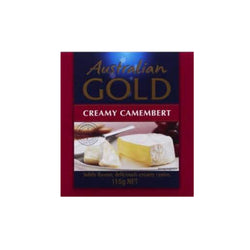 Cheese Camembert Australian Gold 115 gr