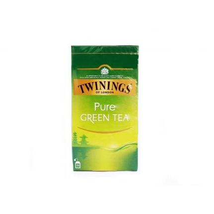 Twinings Pure Green Tea 25'S