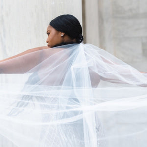 Brittany Christina Collection - Glam Bride Veil