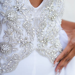 Brittany Christina Collection - Royal Bride Details