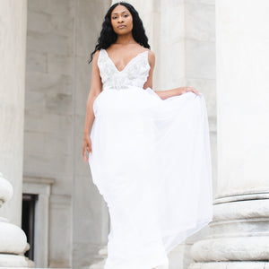 Brittany Christina Collection - Royal Bride Front View