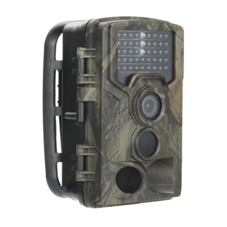 12MP 1080P HD Game & Trail Hunting Camera Night Vision up to 65ft with 42pcs 940nm IR LEDs and 120 Wide Angle, 2.4