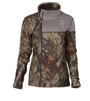 Browning Women's Hell's Canyon Corline-WD Jacket ATACS Tree/Dirt Extreme, Medium