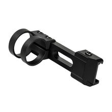 "Load image into Gallery viewer, NcStar Picatinny 1"" Extended Flashlight Mount Standard, Black"