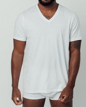 The Relaxed V-Neck (3-Pack)