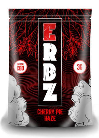 Erbz Cherry Pie Haze 20% Infused CBD by en-ex