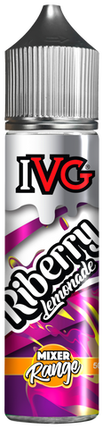IVG Mixer Range Riberry Lemonade 50ml E-Liquid
