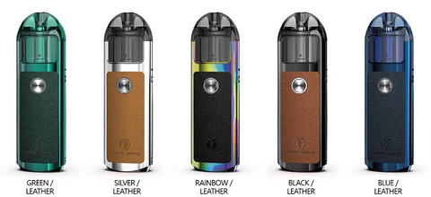 Lost Vape Quest Lyra Pod Kits - All Leather
