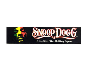 Snoop Dogg King Size Rolling Papers