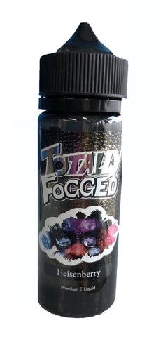 Totally Fogged 100ml E-Liquid - Heisenberry by en-ex