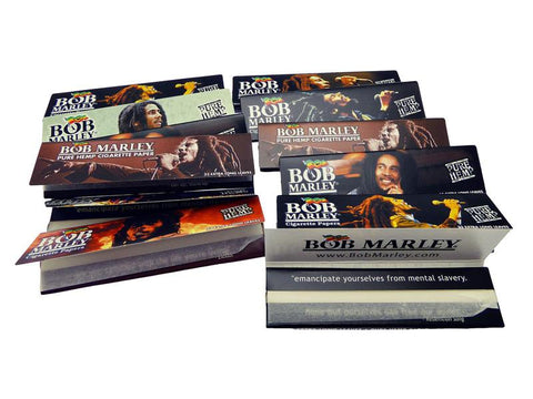 Bob Marley Hemp King Size Papers by en-ex