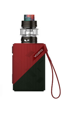 Voopoo FIND S UFORCE T2 Kit 4400mAh - True Red