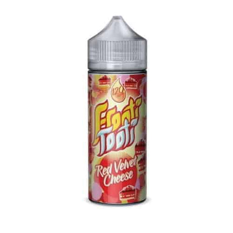 Frooti Tooti Red Velvet Cheese 50ml E-liquid by en-ex