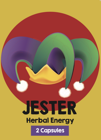 Jester Herbal Energy (2 Pill Pack) by en-ex