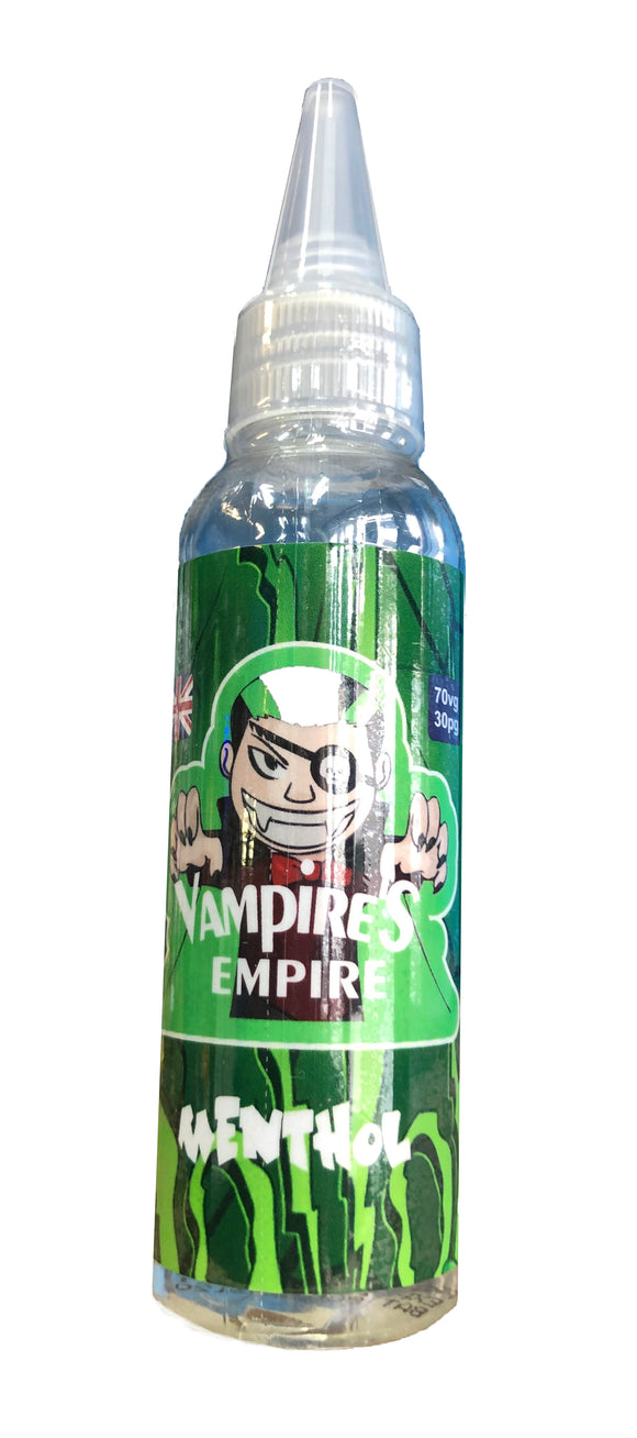 Vampire's Empire Menthol 50ml E-liquid