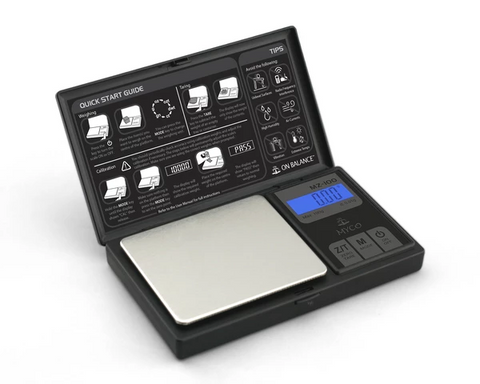 Myco MZ-100 Digital Scales 100g x 0.01g by en-ex