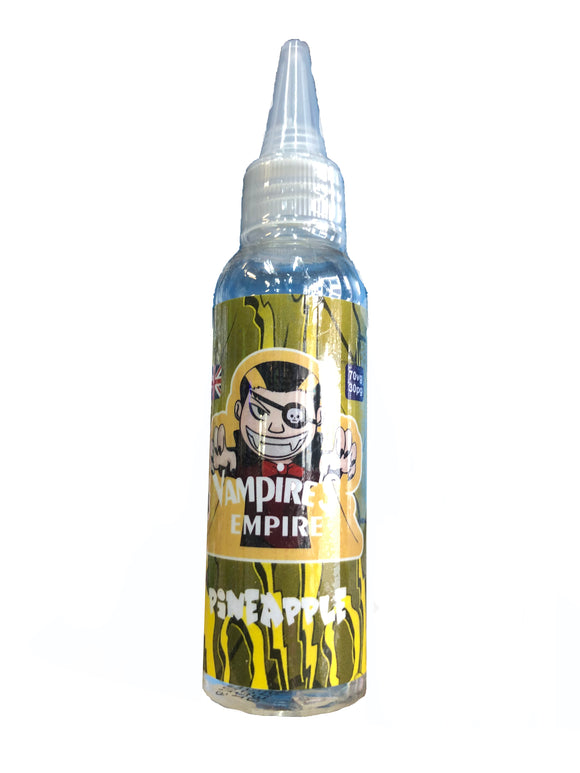 idealaworld,Vampire's Empire Pineapple 50ml E-liquid