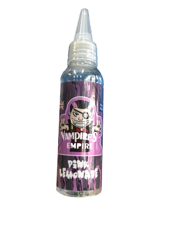 Vampire's Empire Pink Lemonade 50ml E-liquid