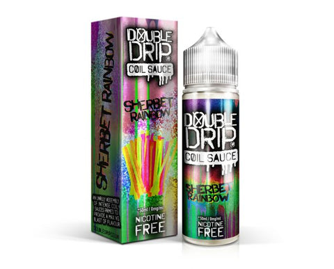 Double Drip 50ml - Sherbet Rainbow by en-ex