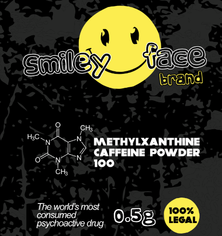 Smiley Face 0.5g by en-ex