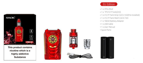 Smok I Priv Kit by en-ex