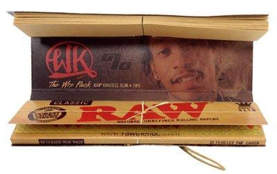 Wiz Khalifa Wiz Pack King Size Slim by en-ex