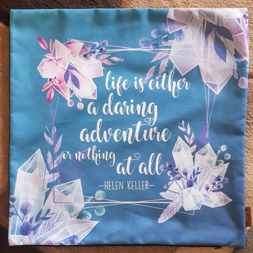 Daring Adventure Cushion Cover