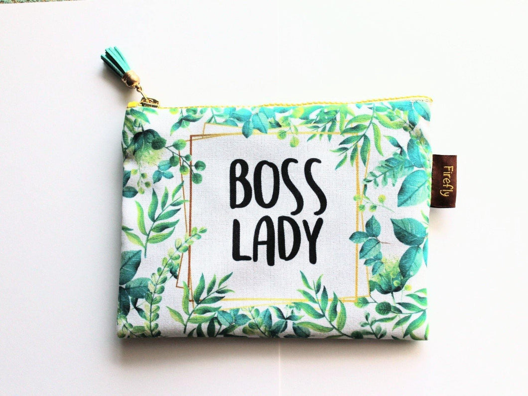 Boss Lady Zipper